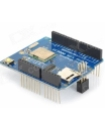 CC3000 Wi-Fi Shield Module w/ Micro SD Card Slot f