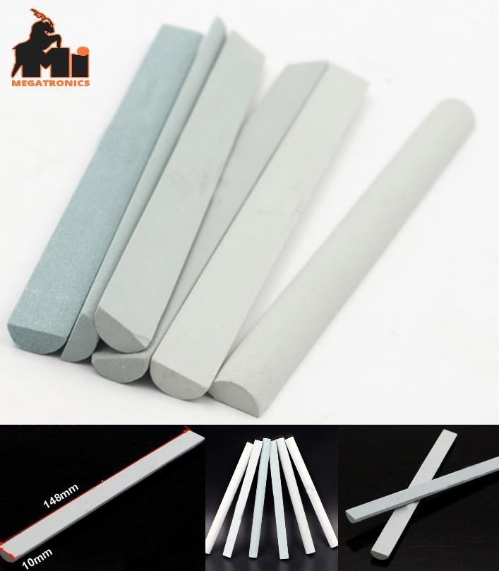 Mini Whetstone Strip Semicircle 150*12MM