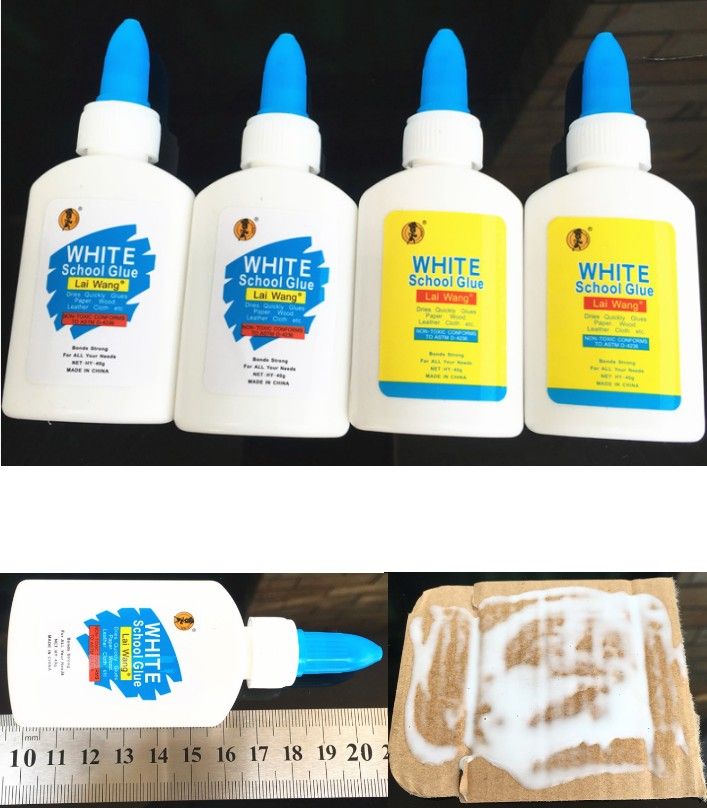 white school office home glue 40g DIY craft