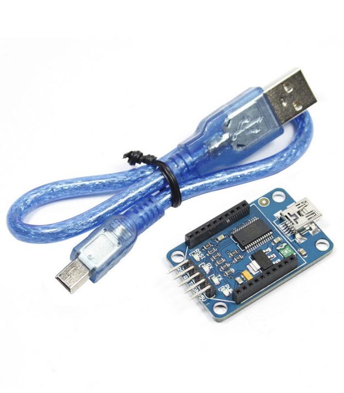 Xbee Explorer USB Adapter Module zigbee xbee programmer