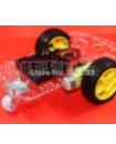 SMART CAR CHASSIS 2WD ROBOT