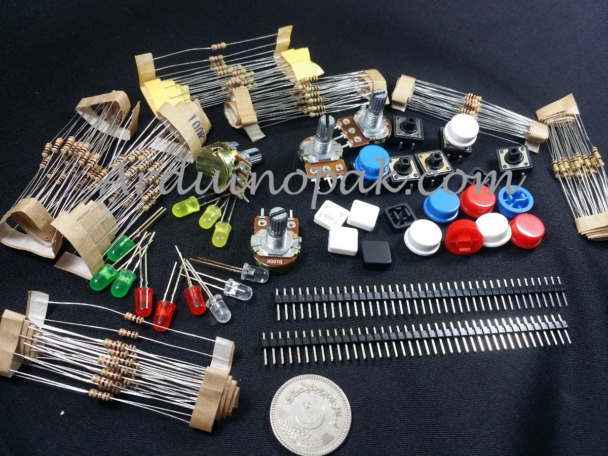 Arduino Universal components Parts Kit