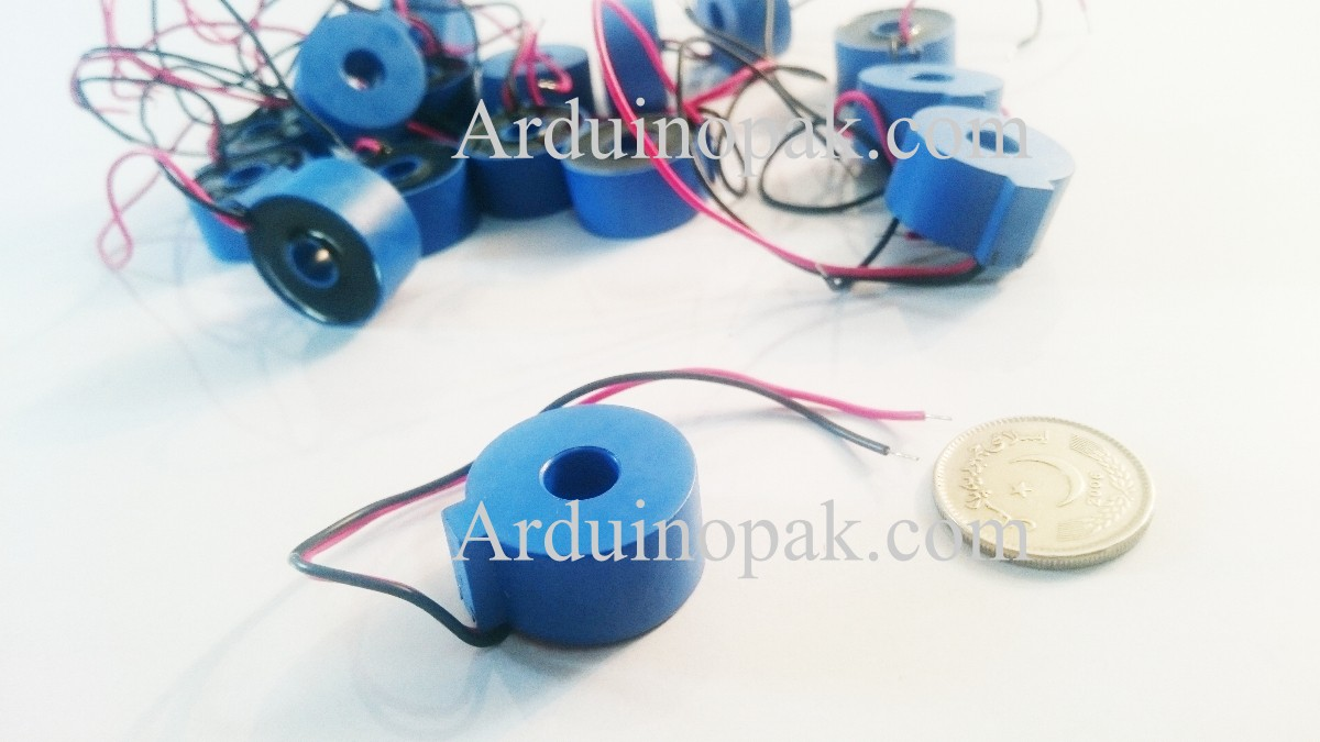 HWCT004 AC Micro Current Detection sensor to 50A