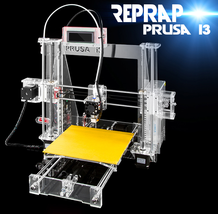 3D Printer Prusa i3 DIY kit ARR Almost Ready to Ru