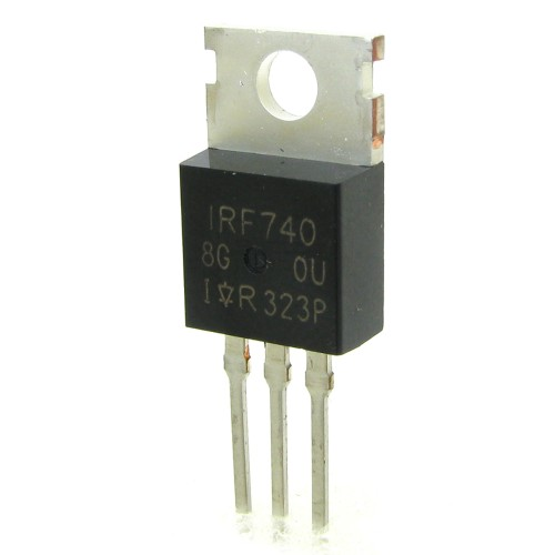 IRF740 N-channel Mosfet 400V-10A