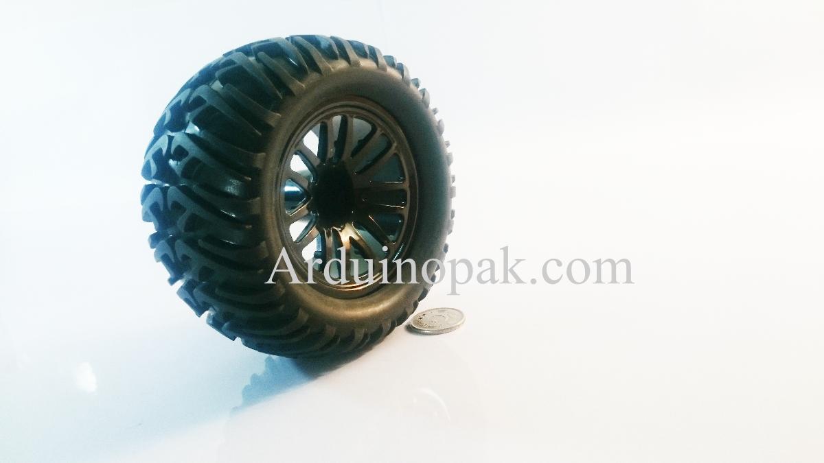 Tamiya 70101 Truck Tire