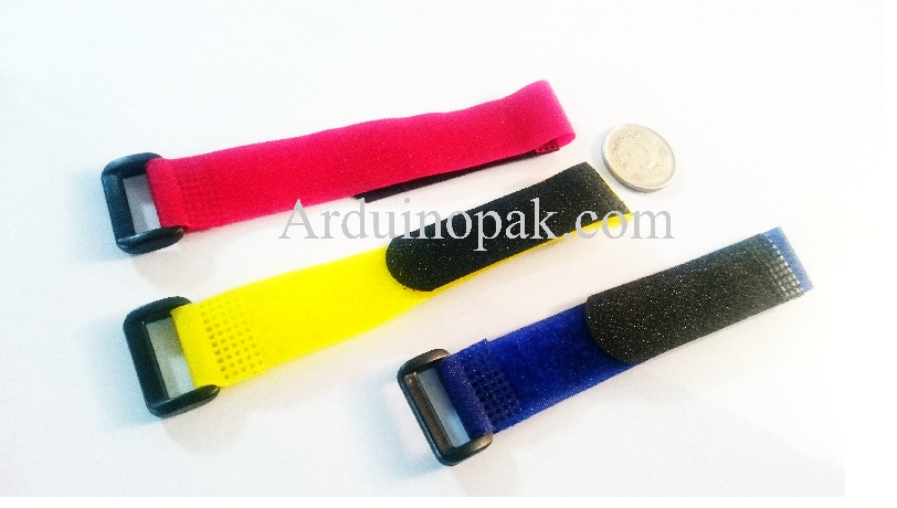 PJ04B-03 Hook & Loop Fastening Tape For Rc Helicop